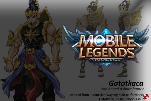 Gatot Kaca - Mobile Legends