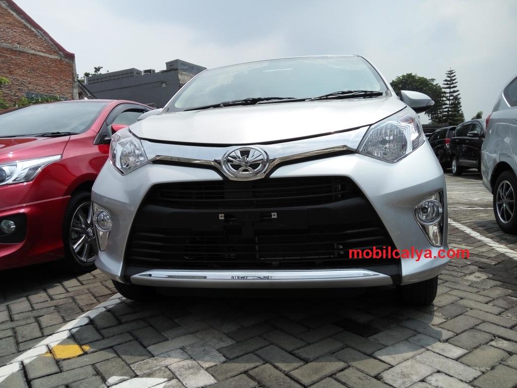 Kumpulan Gambar Video Foto Foto Dan Video Toyota Calya Warna Silver
