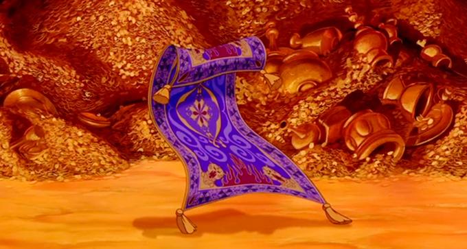 Аладдин [Aladdin, 1992]