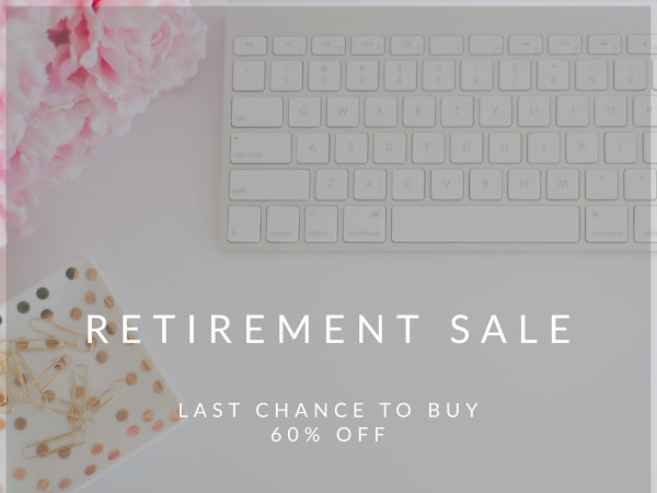 January Retirement Sale