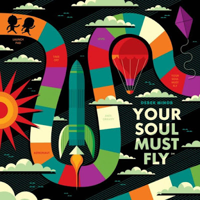 Derek Minor Arts Soul Must Fly