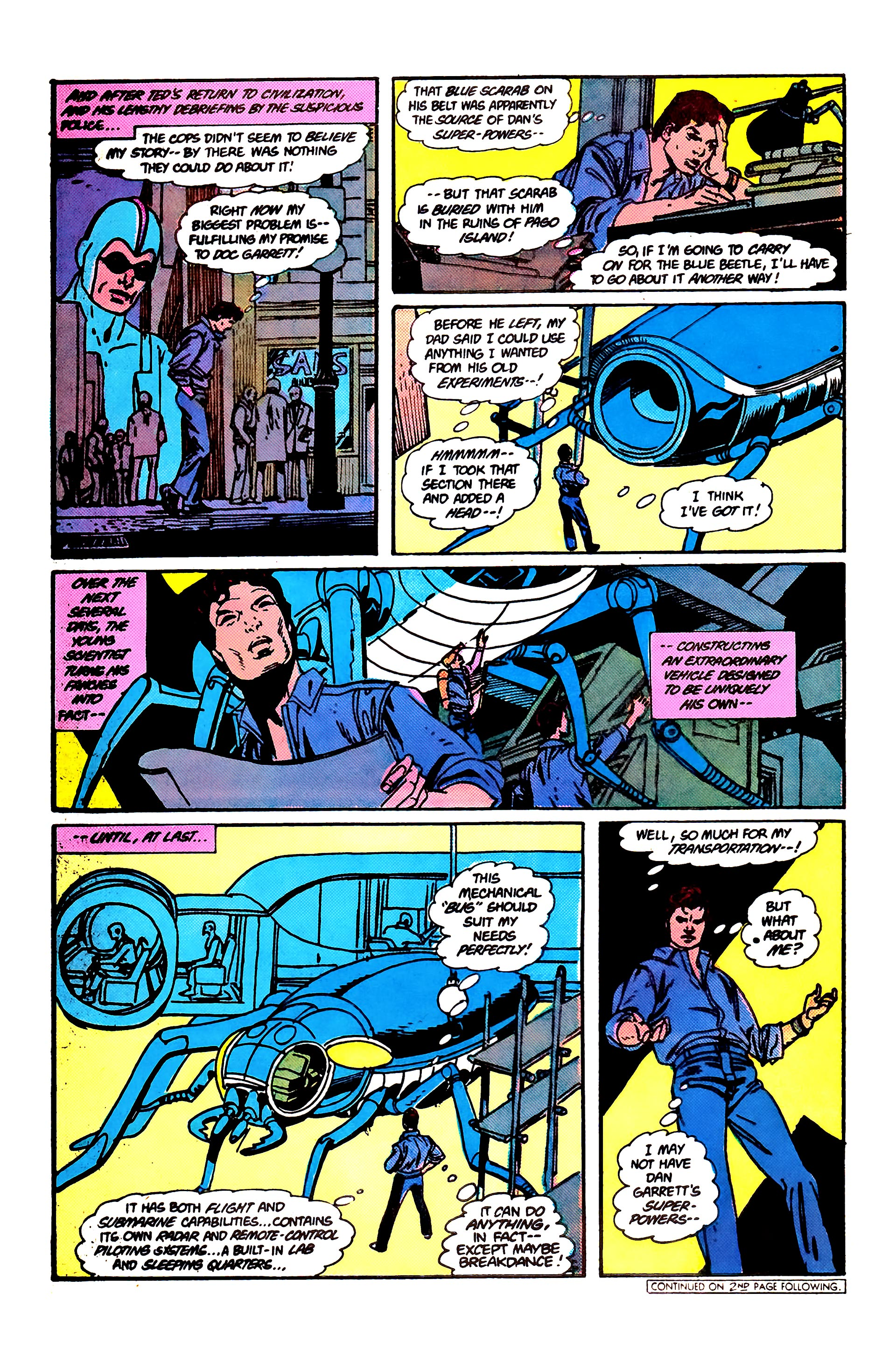 Read online Secret Origins (1986) comic -  Issue #2 - 28