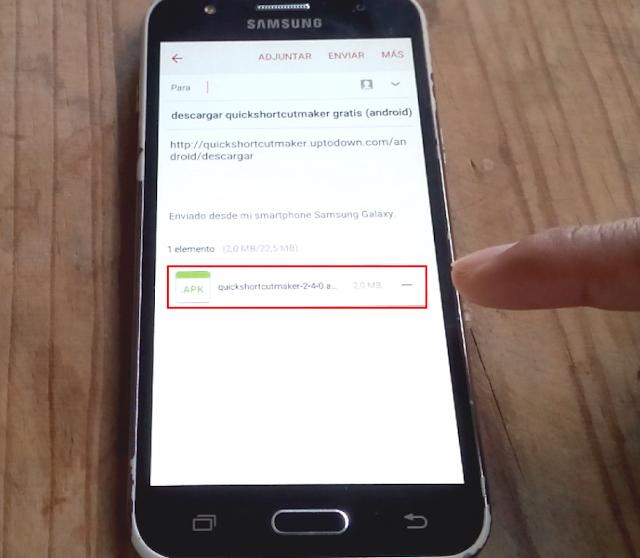 saltar el bloqueo por Cuenta Google en Samsung J1