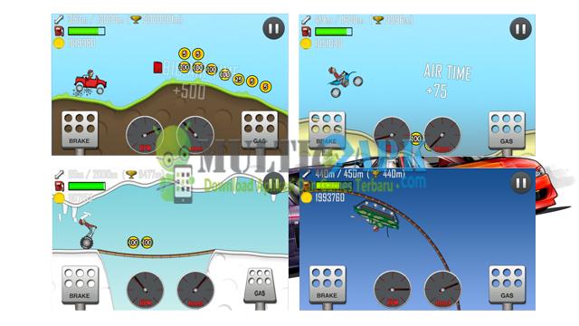 Game Racing Hill Climbing Terbaru Versi 1.42.0 Apk Mod Money For Android