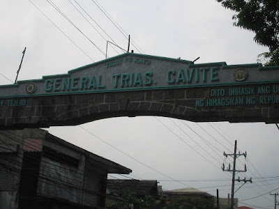 2016 Election Results: General Trias City, Cavite