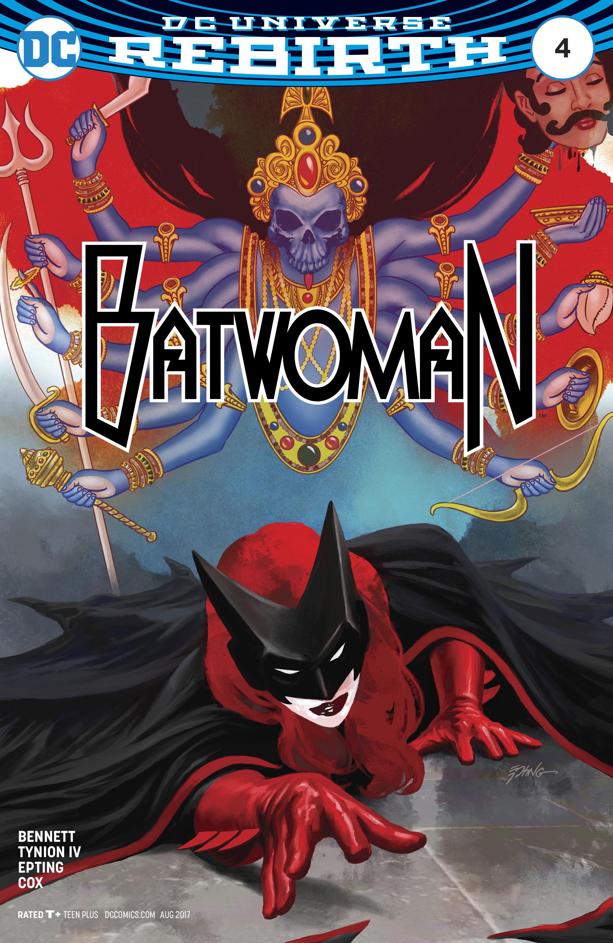 Read online Batwoman (2017) comic -  Issue #4 - 1