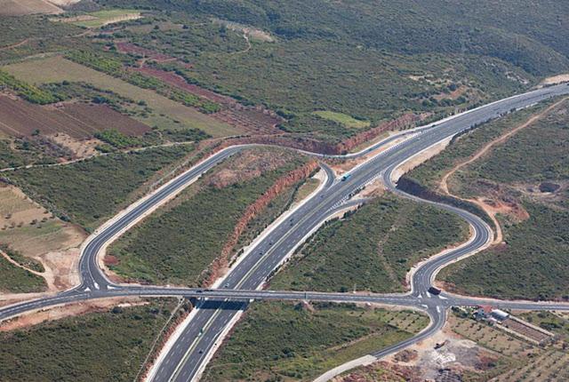 Προσοχή: Κυκλοφοριακές ρυθμίσεις, σε τμήμα του αυτοκινητόδρομου Κόρινθος – Τρίπολη – Καλαμάτα