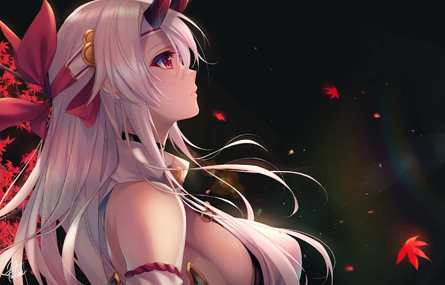 [Fate/GrandOrder] Tomoe Gozen Wallpaper Engine