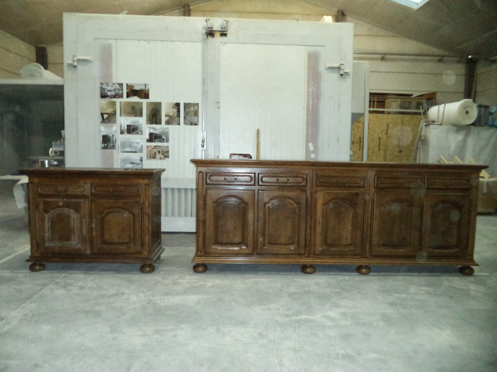 te renoveren dressoir en commode