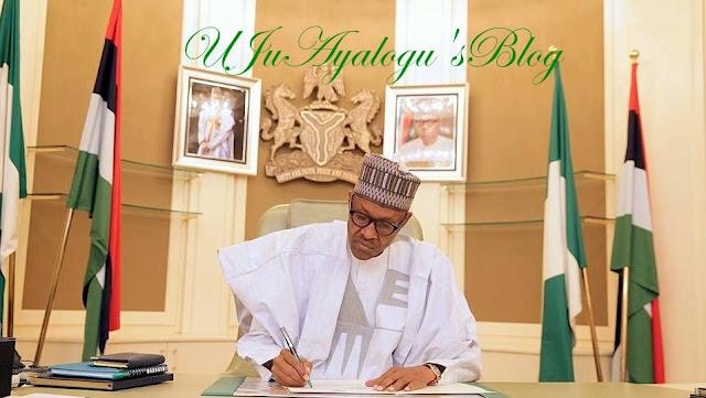 BREAKING News: Buhari Writes Senate, Seeks Confirmation of 10 Members of CCB (See Full List)