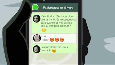 Las conversaciones de Whatsapp más graciosas