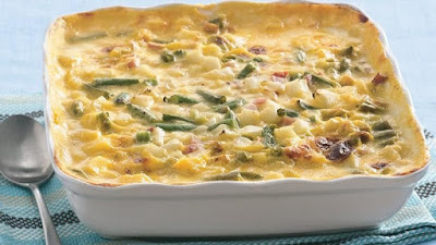 How to Make Ham and Potato Casserole