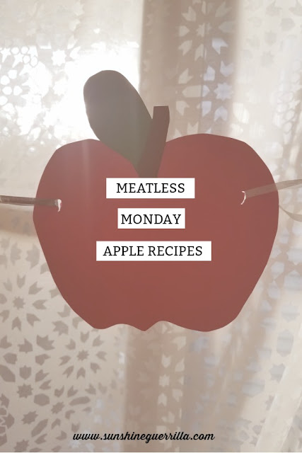 vegetarian apple recipes