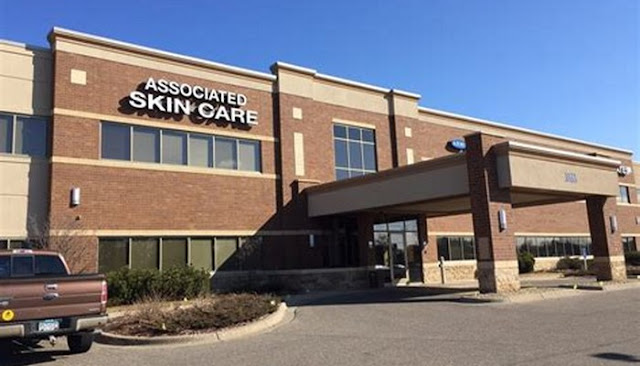 associated skin care coon rapids mn