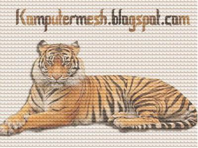 cara Membuat Foto Mozaik Online Gratis