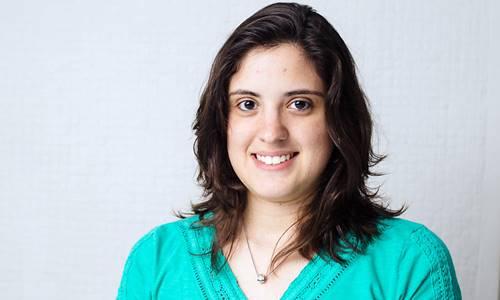 Camila Mattoso autora do livro biográfico do técnico Tite