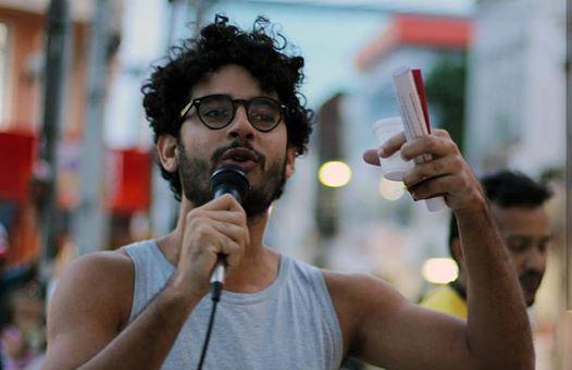 Candidato LGBT de Fortaleza é ameaçado durante campanha