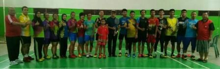 Heri Amalindo Pantau TC Demi Mewujudkan PALI Gudang Atlet