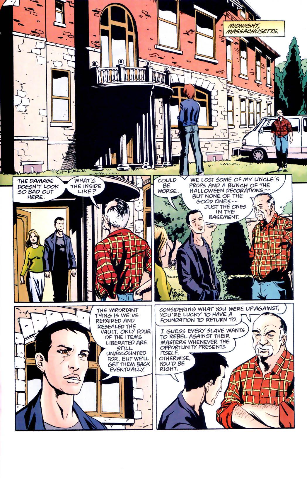 Read online Midnight, Mass comic -  Issue #7 - 2