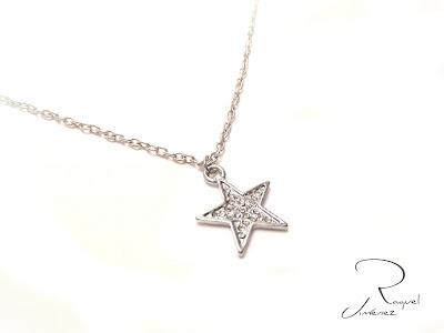 estrella colgante estrella