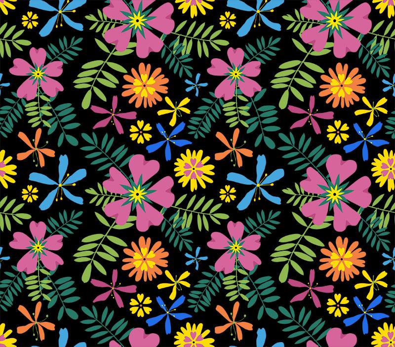 Zazzle Floral Fiesta