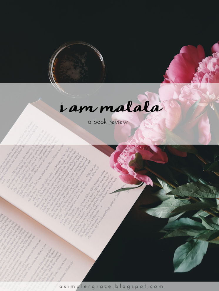 I Am Malala | A Book Review | Blog-tember Day 25 #blogtemberchallenge