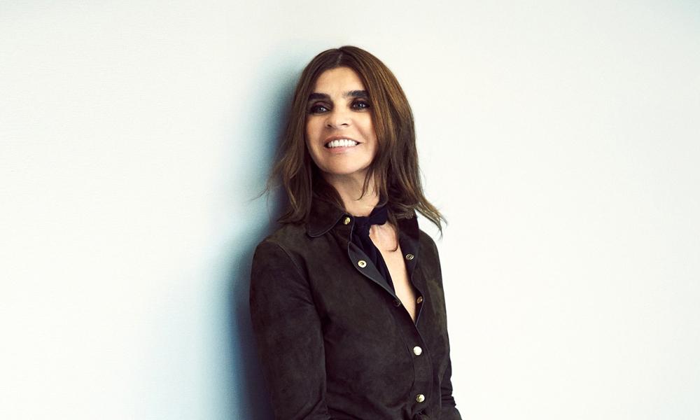 Carine Roitfeld interview with Buro 24/7 / fashion news via www.fashionedbylove.co.uk