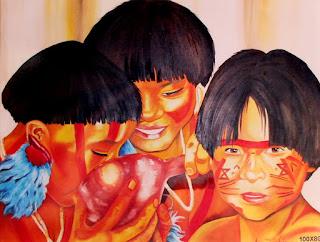 Grupos Indígenas Brasileiros