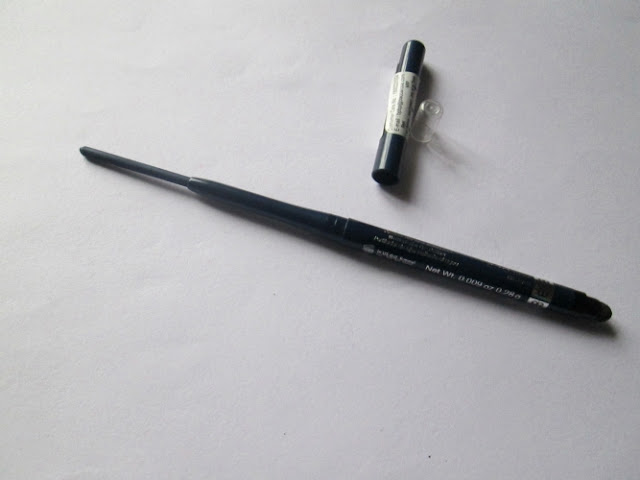 Rimmel London Exaggerate Waterproof Eyeliner Deep Ocean Review, Swatches & EOTDs