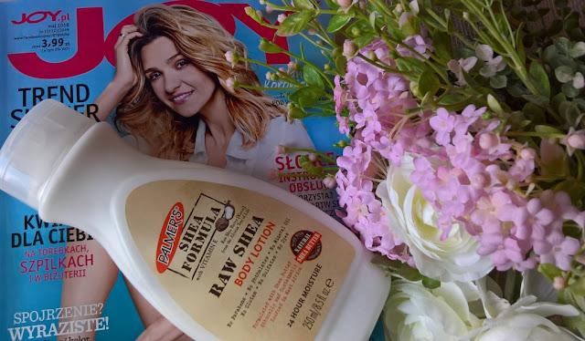 Nawilżający balsam do ciała Shea Formula Palmer's - uzależnia i upaja zapachem