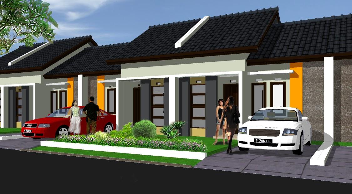 Rumah TYPE 36 | Perumahan Pesona Intiland