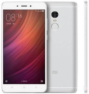 Xiaomi Redmi Note 4 Mediatek