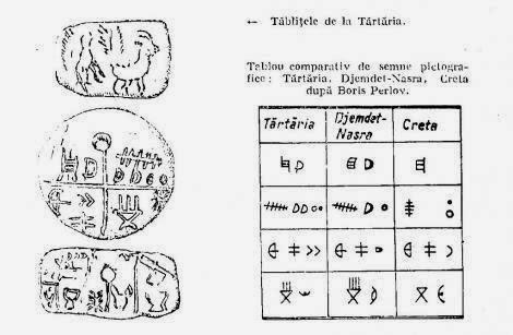 Vvvv Tablitele De La Tărtăria Și Opinia Lui Harald Haarmann