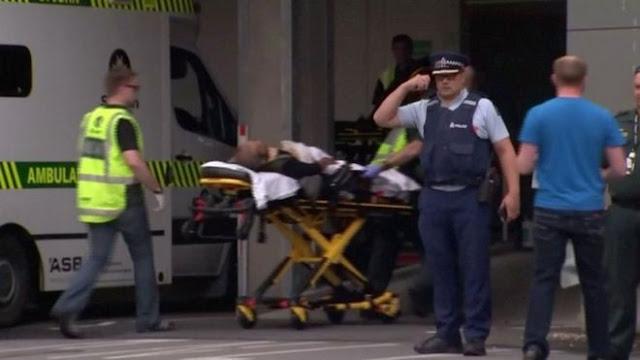 Shambulio la kigaidi lauwa watu 40 New Zealand