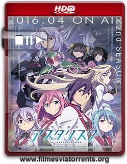 Gakusen Toshi Asterisk 2ª Temporada Torrent - HDTV