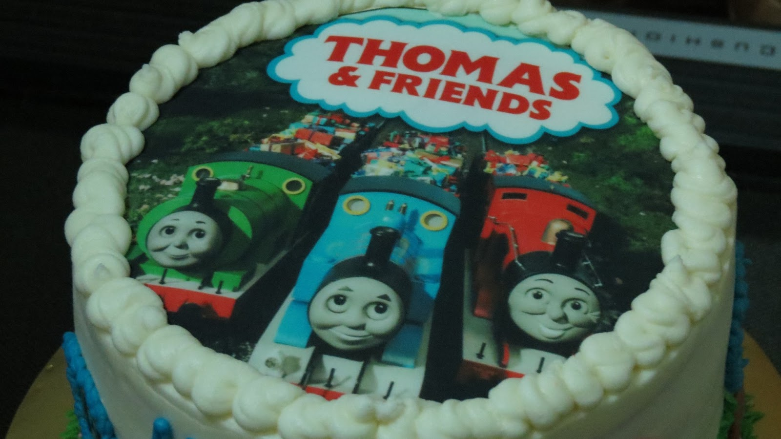 Edible Thomas The Cake Ideas And Designs