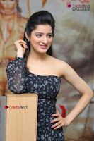 Telugu Actress Richa Panai Stills in One Shoulder Floral Long Dress at Rakshaka Bhatudu Movie Interview  0251.JPG