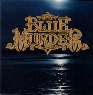 """Ο δίσκος των Blue Murder """"Blue Murder"""""""