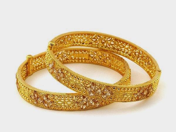 New Design Gold Bangles