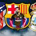 Três clássicos em um mês: Real Madrid e Barcelona duelarão nas semifinais da Copa do Rei