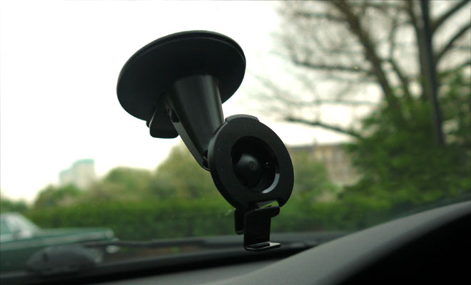 Garmin Nuvi 65LM screen mount