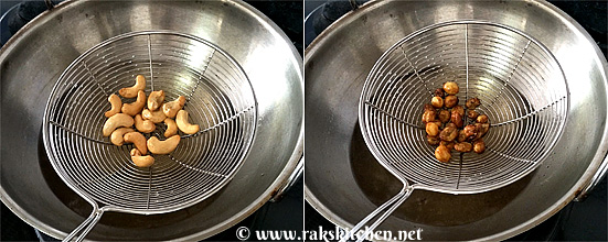 cornflakes mixture step 1a