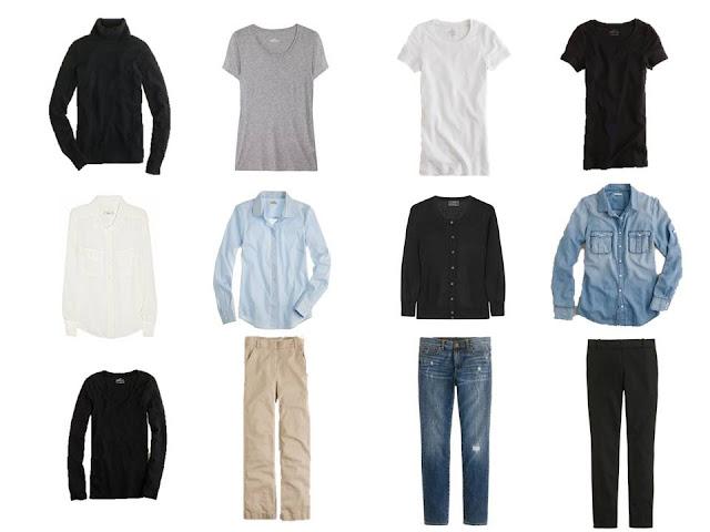 The original version of A Common Wardrobe.