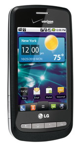 LG Vortex Android-powered phone for Verizon