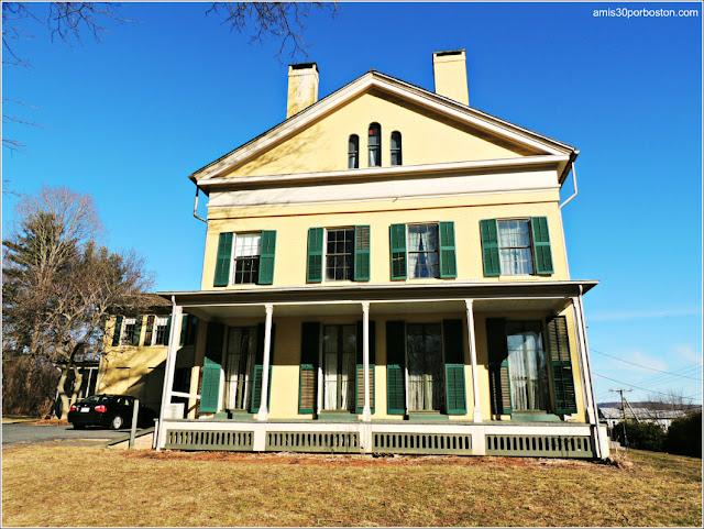 Emily Dickinson Homestead Amherst