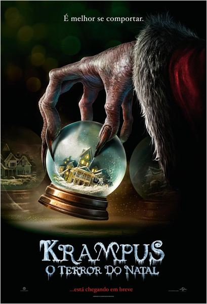Krampus: O Lado Negro do Natal – Legendado