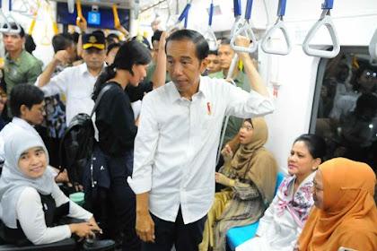 Jokowi Pesan Pilih Pemimpin Jangan Coba-Coba
