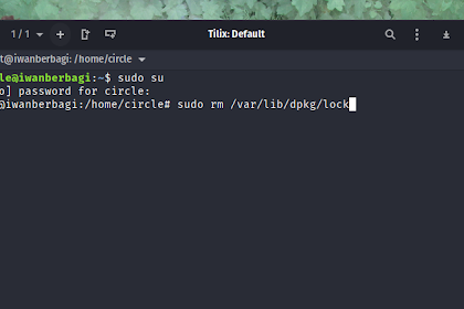 Mengatasi E: Could not get lock /var/lib/apt/lists/lock - open (11: Resource temporarily unavailable)