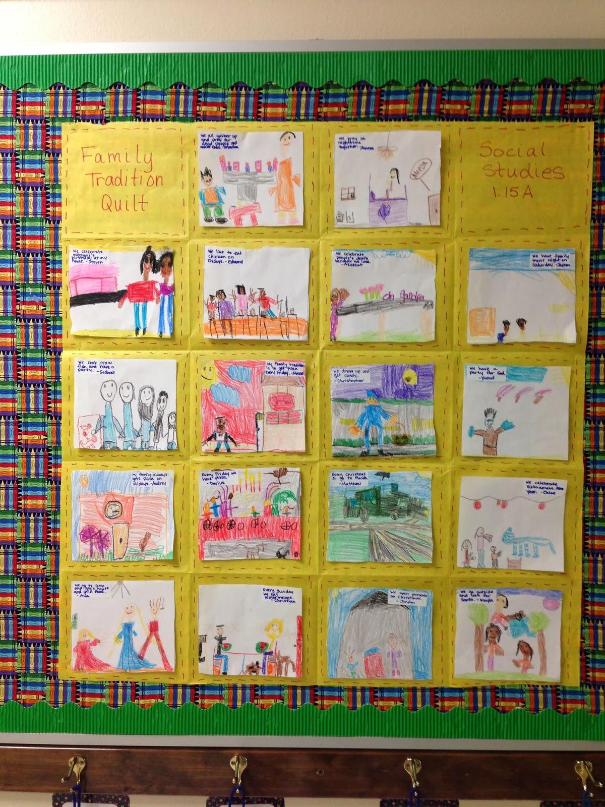Bishop S Blackboard An Elementary Education Blog Family
