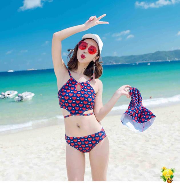 Shop ban bikini o Hai Ba Trung